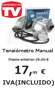 Tensiómetro manual